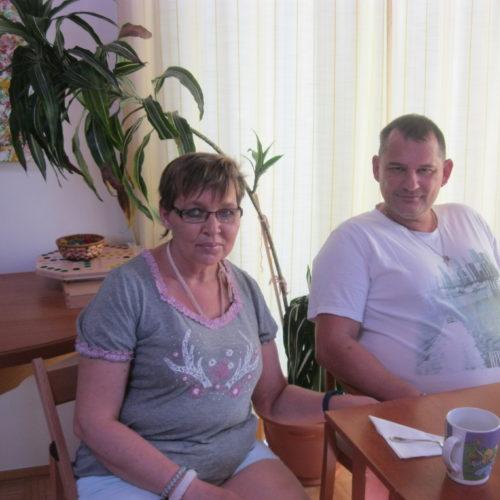 Leben im Seniorenwohnheim